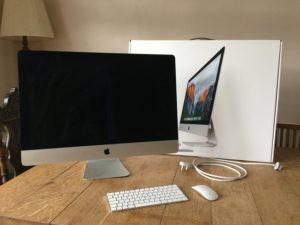 Jual Beli iMac Bekas Second