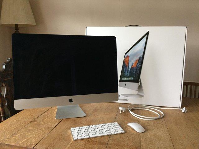 Jual Beli iMac Bekas Second - Mac Arena Home Services